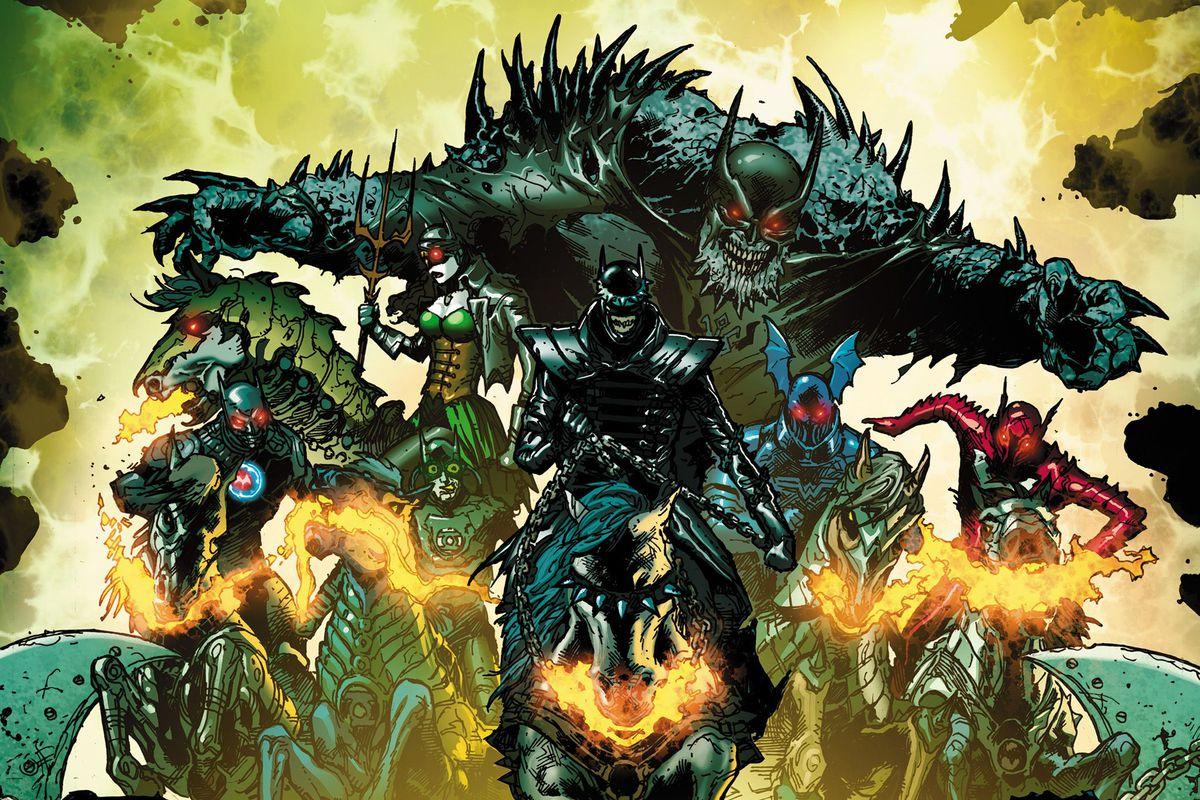 Image result for dark knights dark multiverse