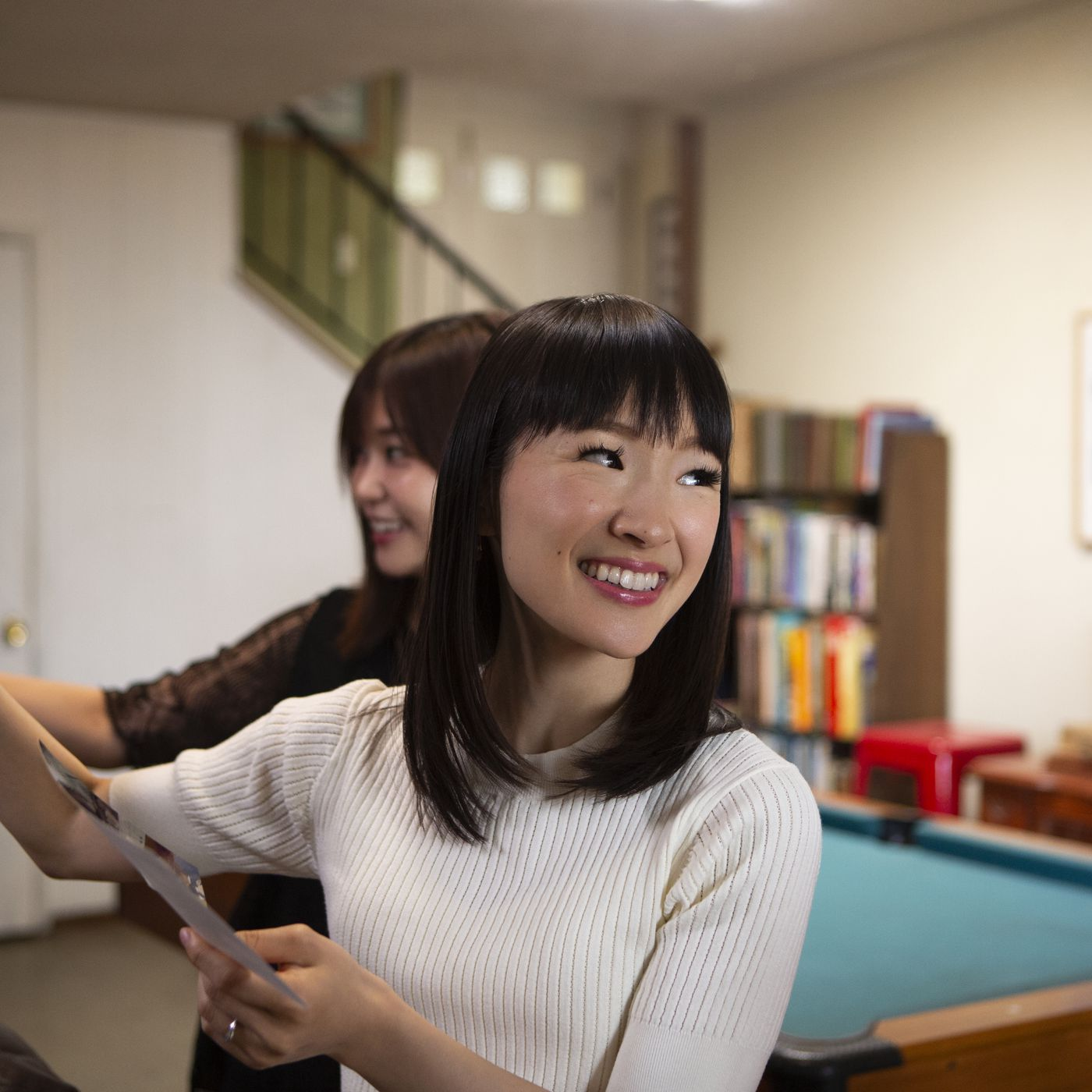 Tidying Up With Marie Kondo Netflix S New Star Explained Vox