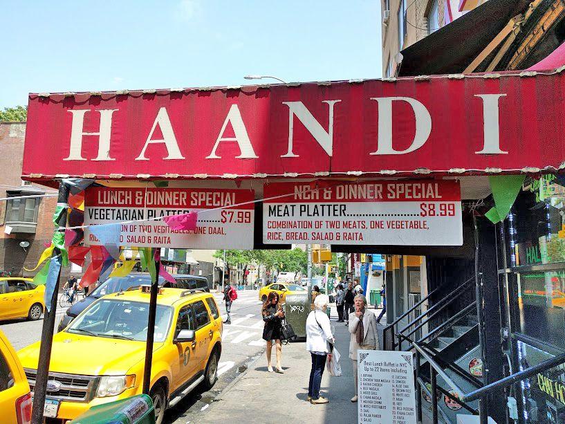 Haandi in Curry Hill