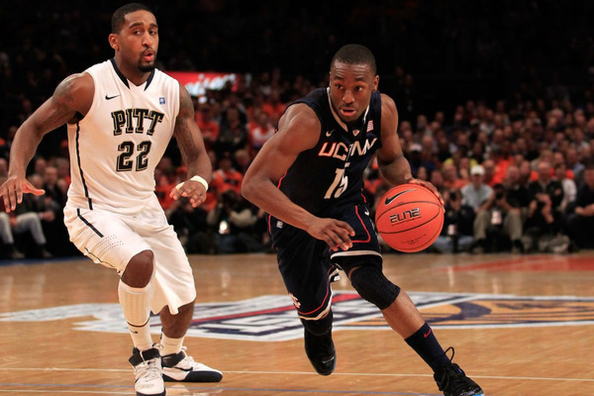 Kemba Walker is looking like a strong candidate for Tournament MVP (Photo by Chris Trotman/Getty Images)