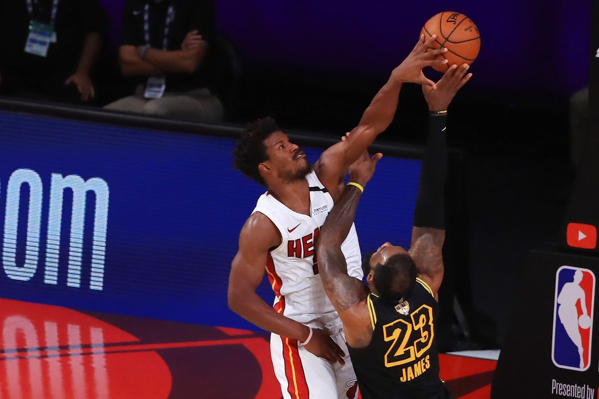 Lakers Vs Heat Final Score Jimmy Butler Goes Off To Extend Nba Finals Silver Screen And Roll