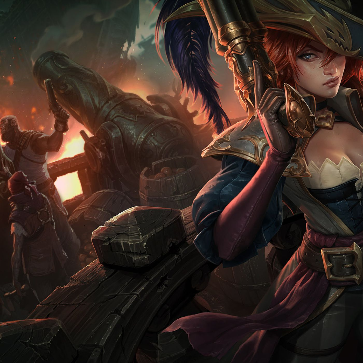 Miss Fortune support sees play rate spike after Worlds appearances - The  Rift Herald