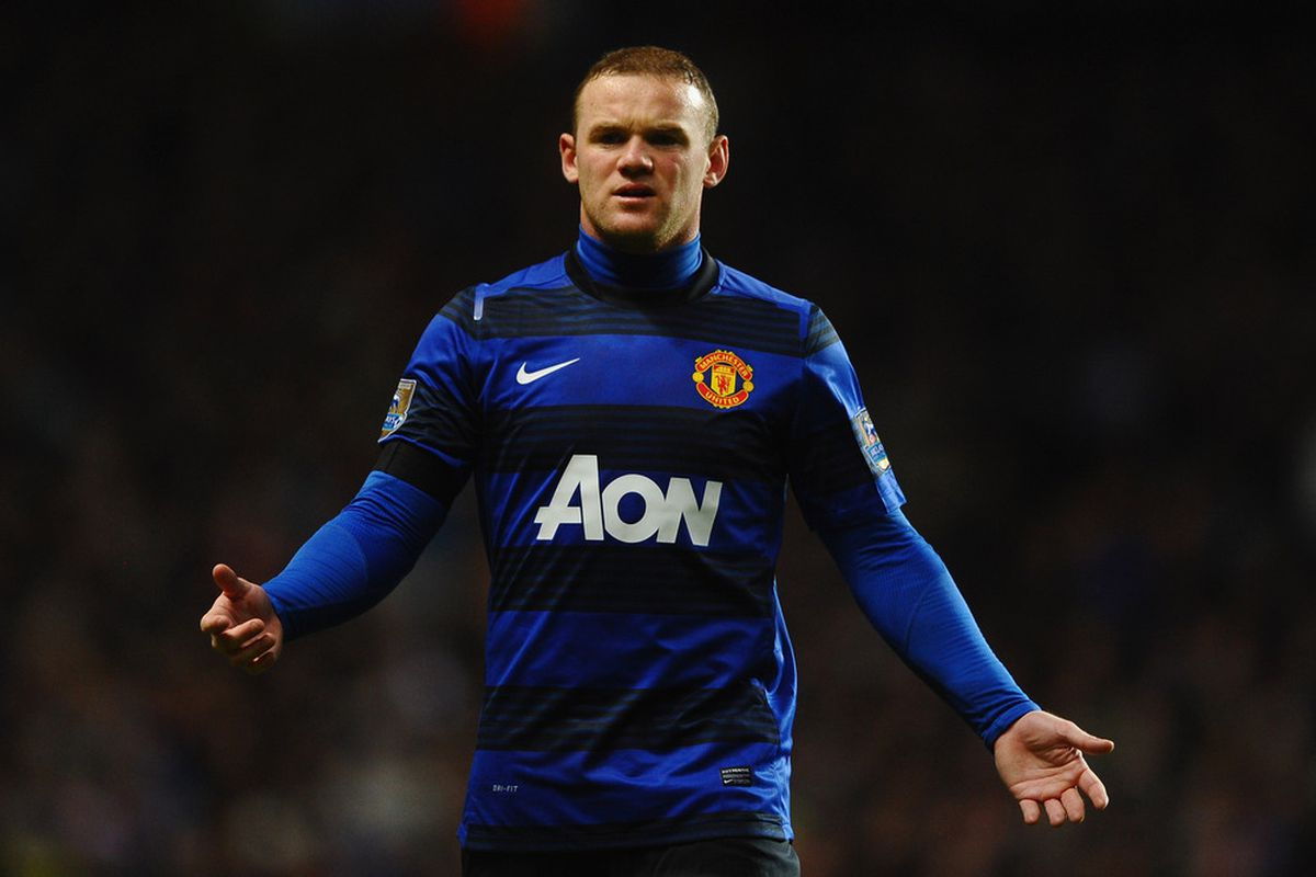 Wayne Rooney was dropped for Blackburn due to disciplinary reasons.