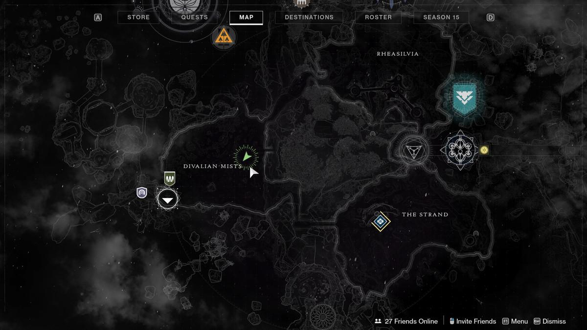 Divalian Mists cave Atlas Skews