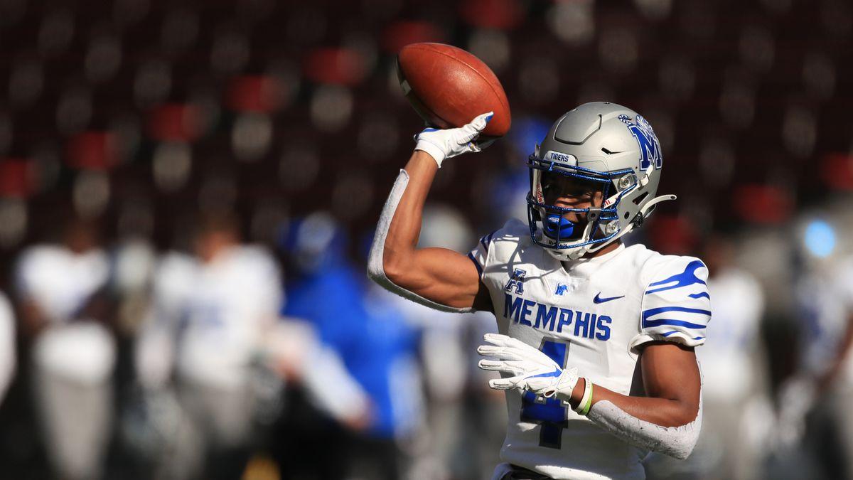 COLLEGE FOOTBALL: OCT 31 Memphis at Cincinnati
