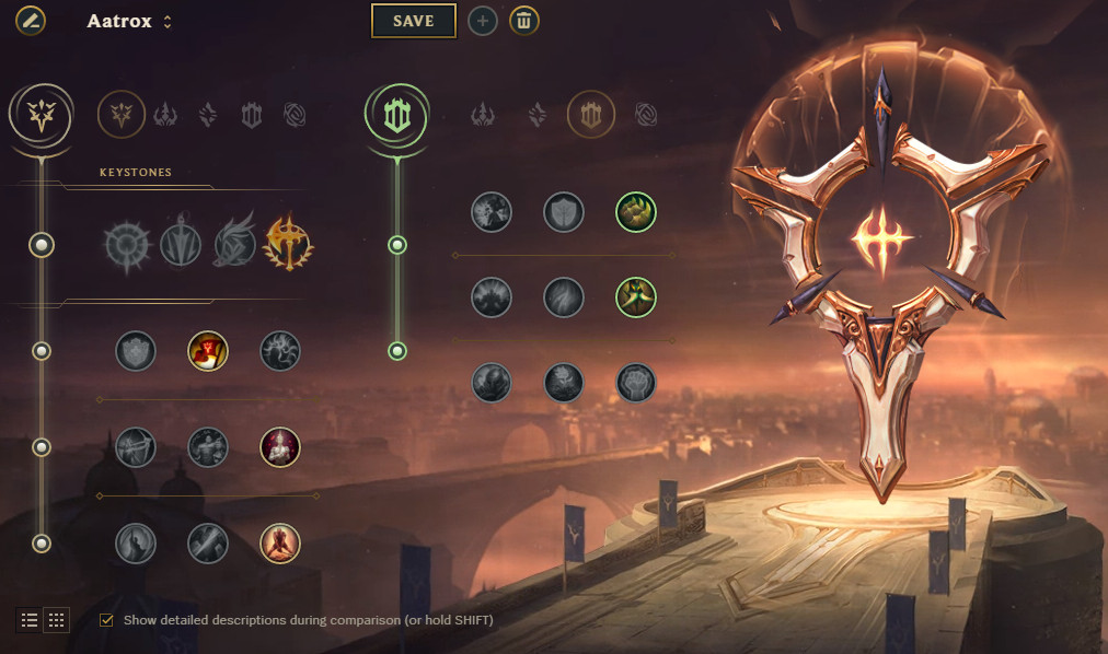 Aatrox rework guide: Dancing with the Darkin Devil - The