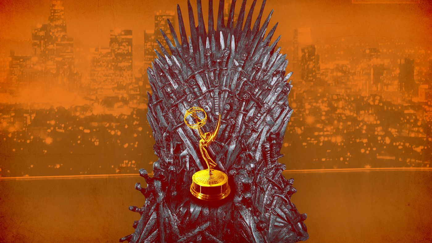 In the End, the Emmys Couldn't Deny the Dominance of 'Game of Thrones'