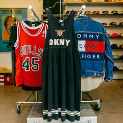 DKNY dress, $128