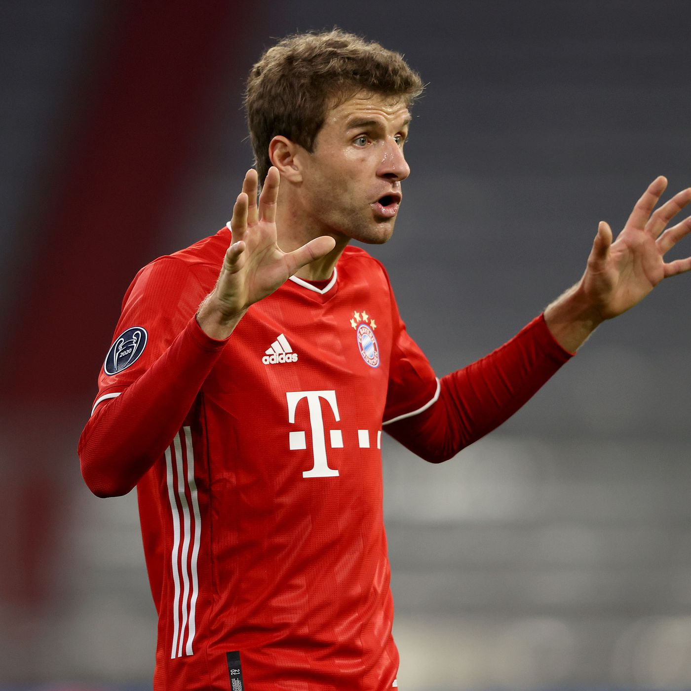 "Bayern Munich's Thomas Müller has no time for ""hooligans"" after yellow card  against Atletico Madrid - Bavarian Football Works"