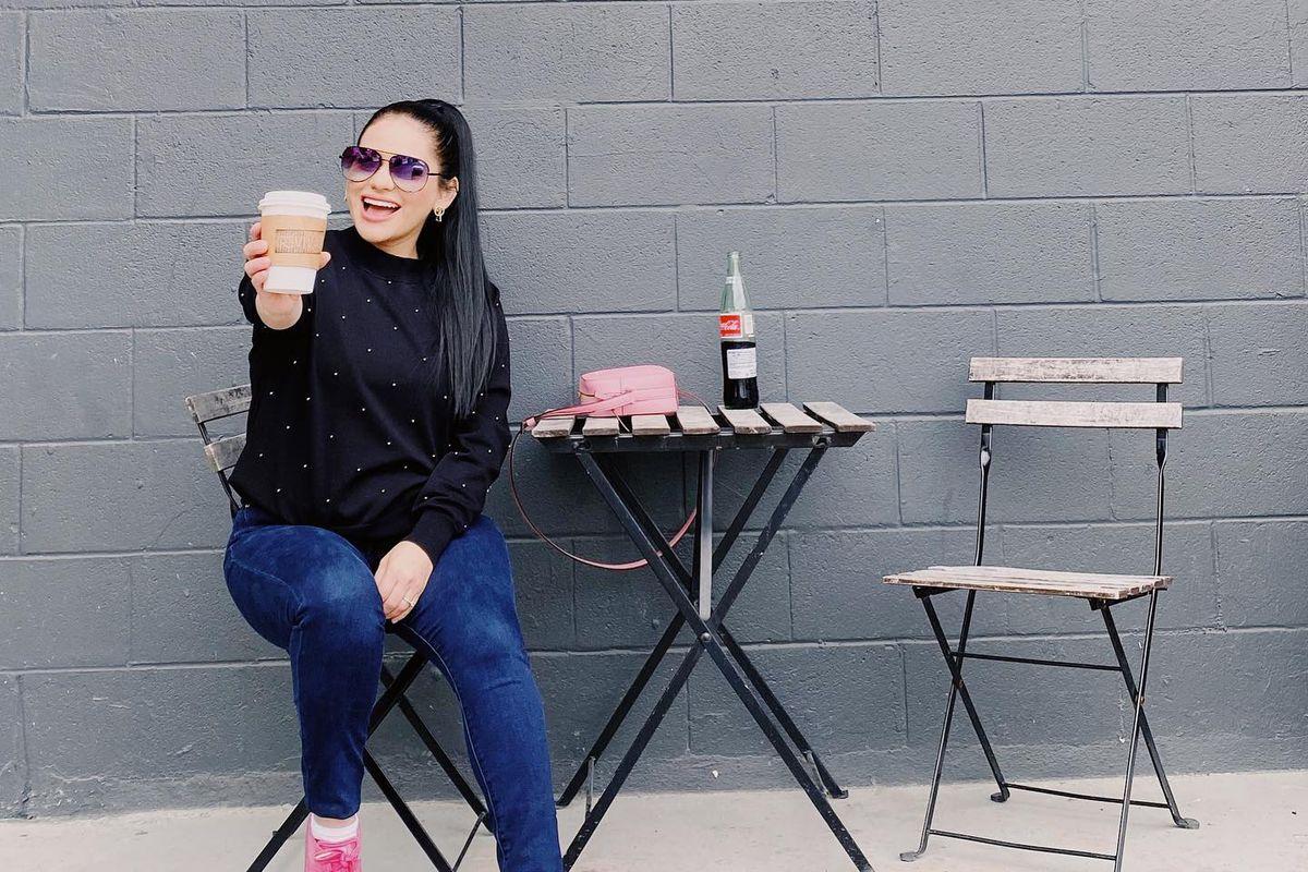 New Revival Coffee owner Alma Gabriela Lopez