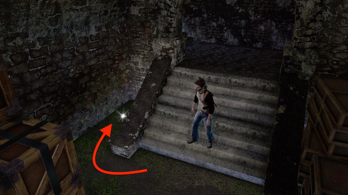 Uncharted: Drake's Fortune chapter 6 collectible treasure locations