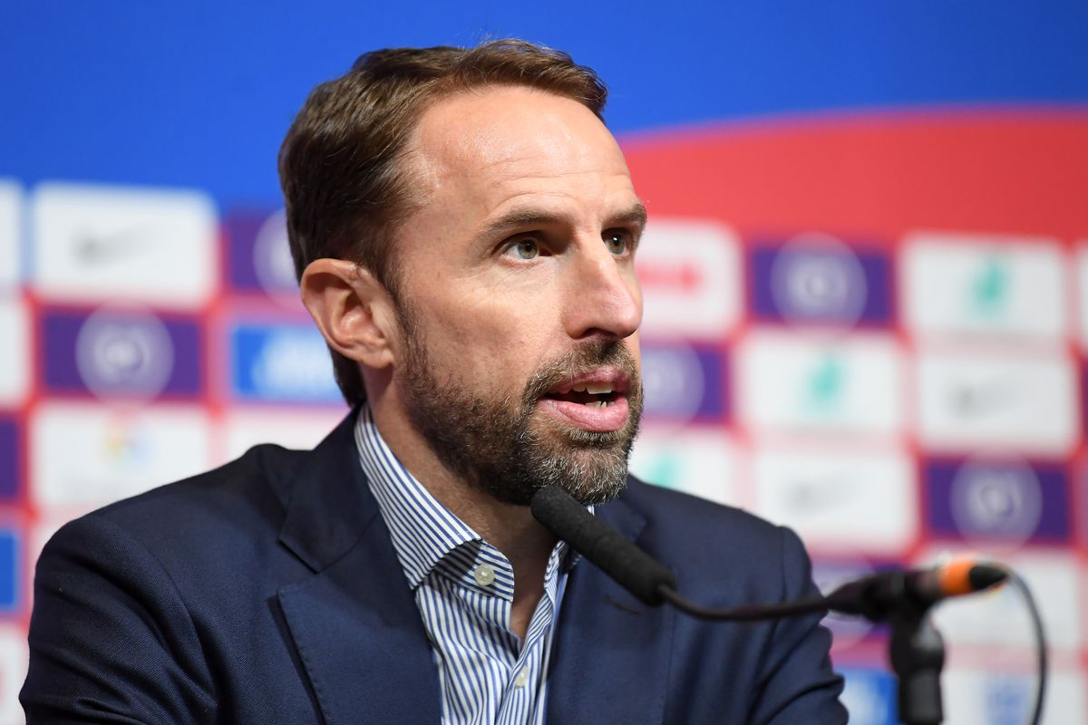 England Squad Announcement and Press Conference