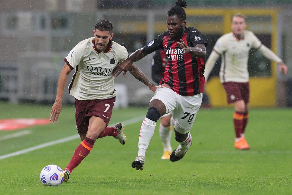 AC Milan 3, AS Roma 3: Match Review - Chiesa Di Totti