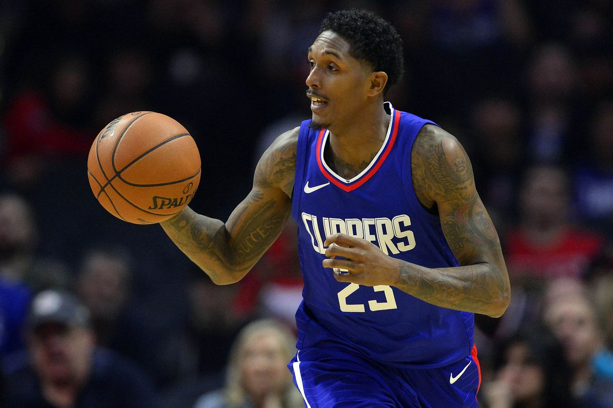 Image result for lou williams usa today sports