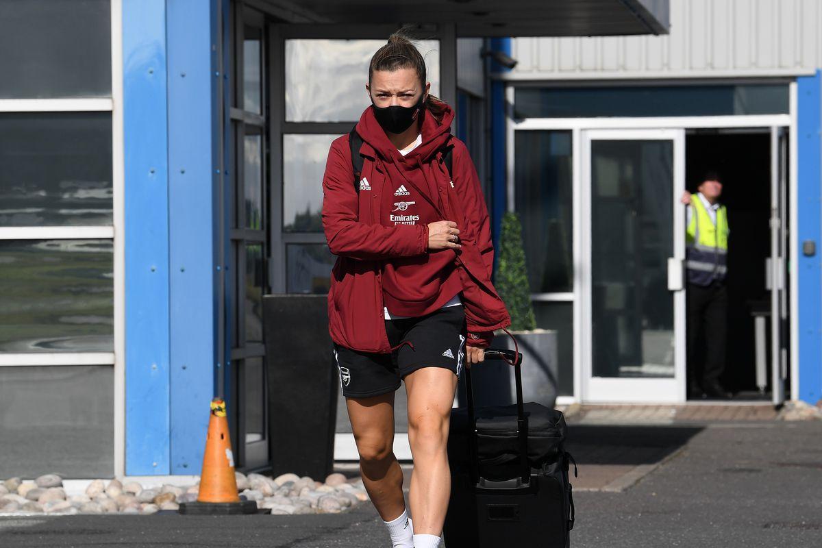 Arsenal Women Travel to Barcelona for UEFA Women's Champions League