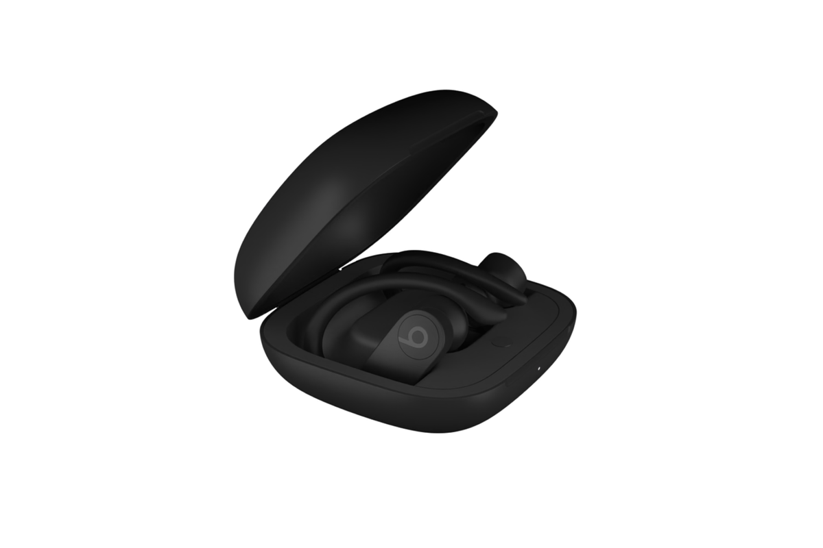 93d7e763a43 First pictures of Apple's truly wireless Powerbeats Pro leak - The Verge