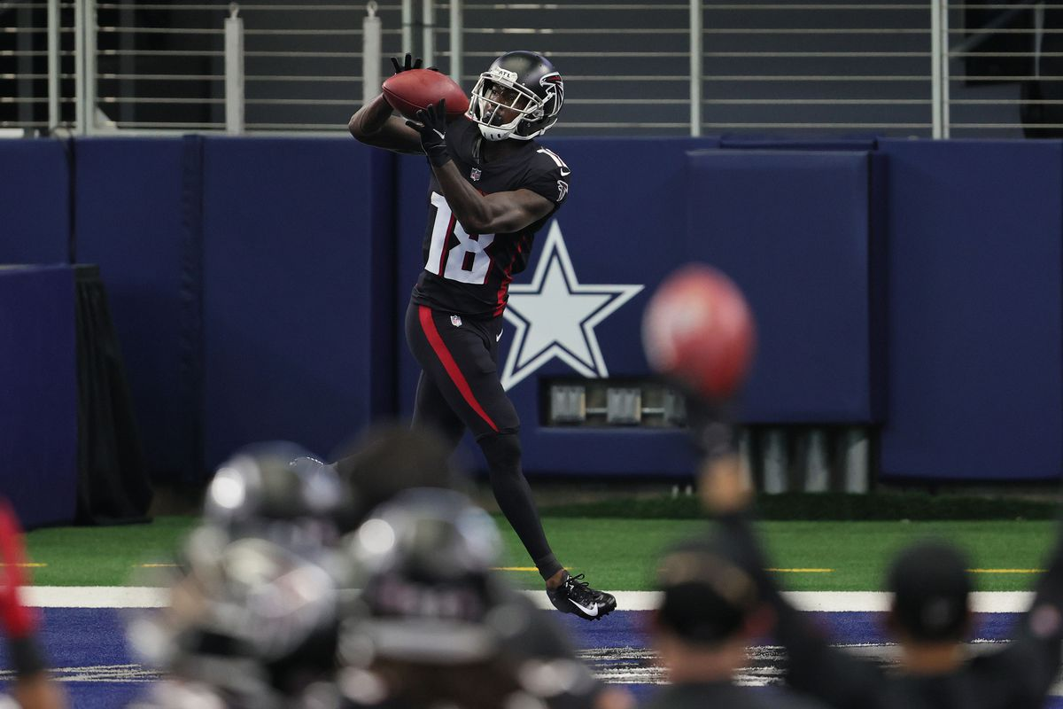 Fantasy Football Start Sit Advice Week 3 What To Do With Calvin Ridley Russell Gage If Julio Jones Injury Keeps Him Out Draftkings Nation