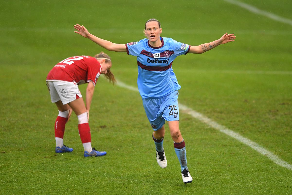 Bristol City Women v West Ham United Women - Barclays FA Women's Super League
