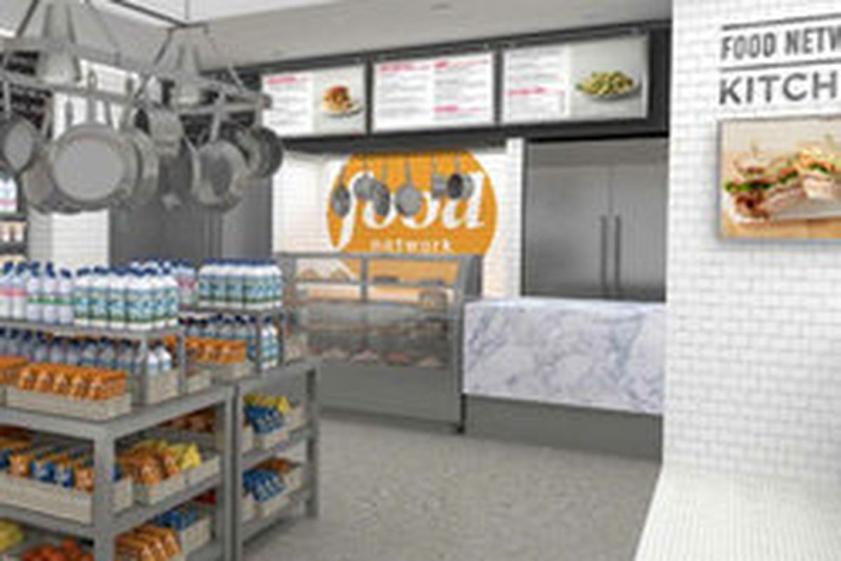 Food Network Kitchen Ft Lauderdale Airport