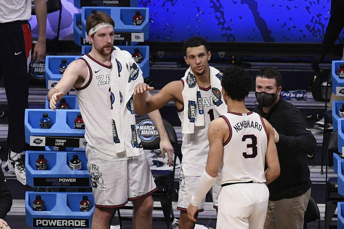 NCAA Basketball: NCAA Tournament-Creighton at Gonzaga