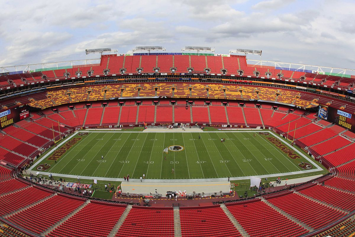 Nfl Owners Approve  27 Million Funding To Fedex Field