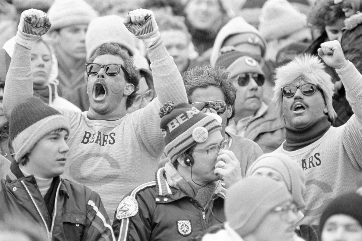 1985 NFC Championship Game - Rams v Bears