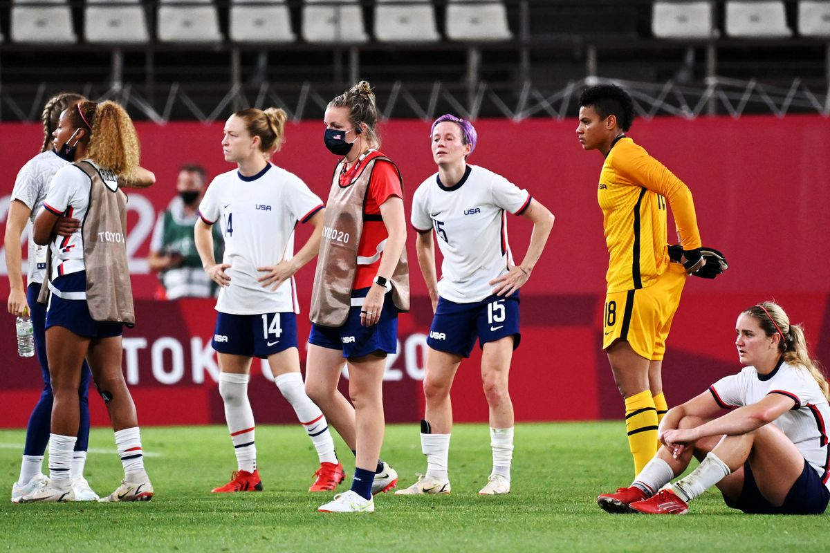 FOOTBALL-OLY-2020-2021-TOKYO-USA-CAN