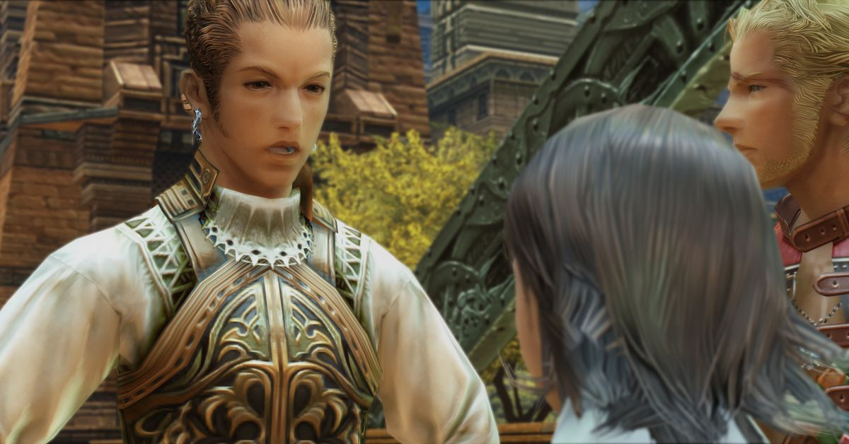 Final Fantasy 12 PC port adds New Game Minus mode and more