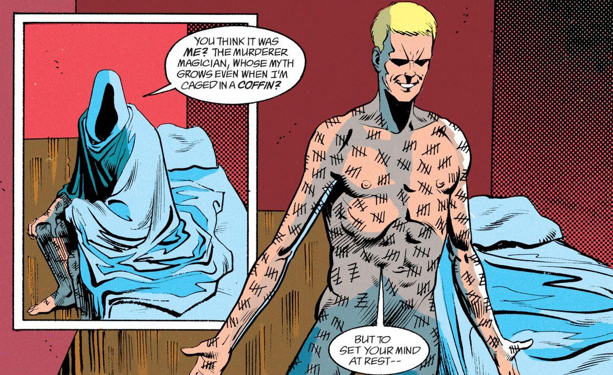 Batman: The Last Arkham, Batman: Bat Shadow # 1-4, DC Comics (1992).