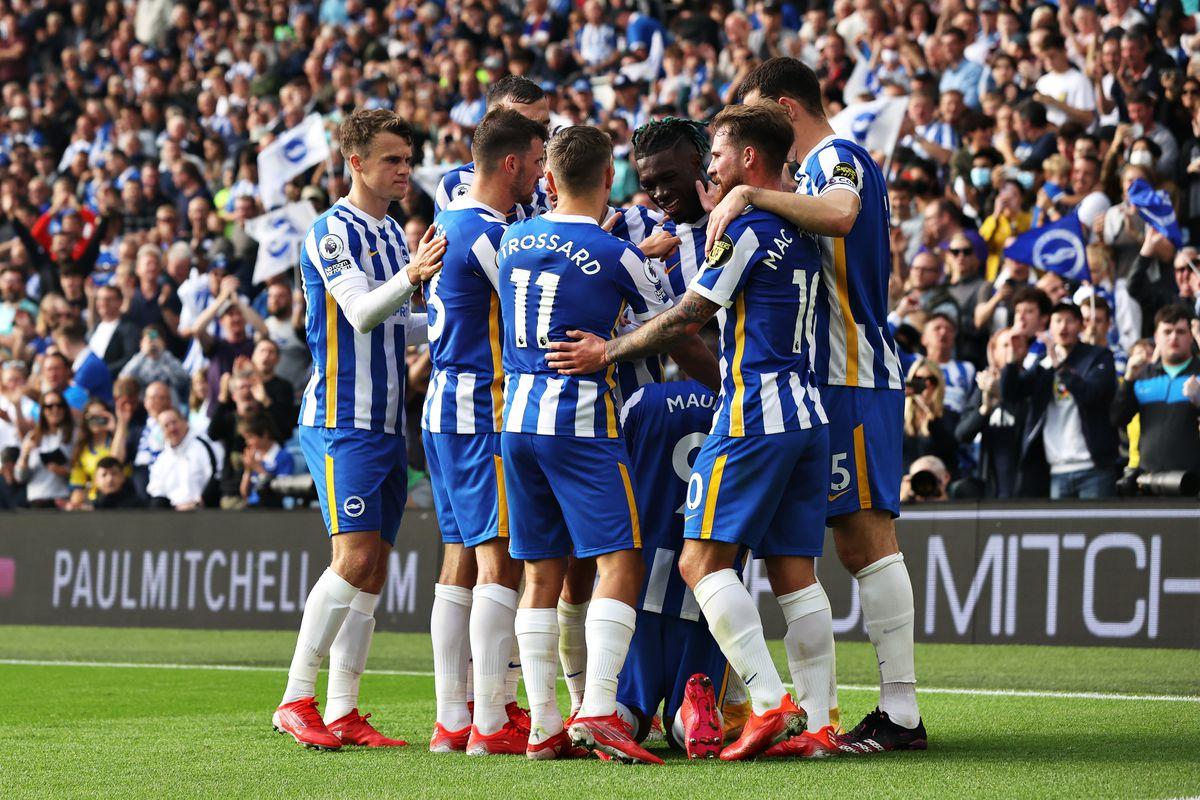 Brighton & Hove Albion v Watford - Premier League