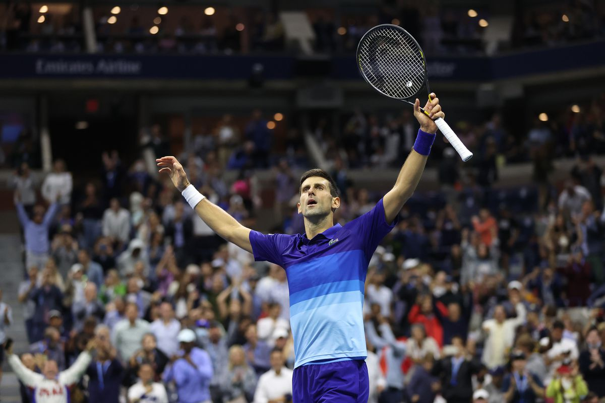 2021 US Open - Day 12