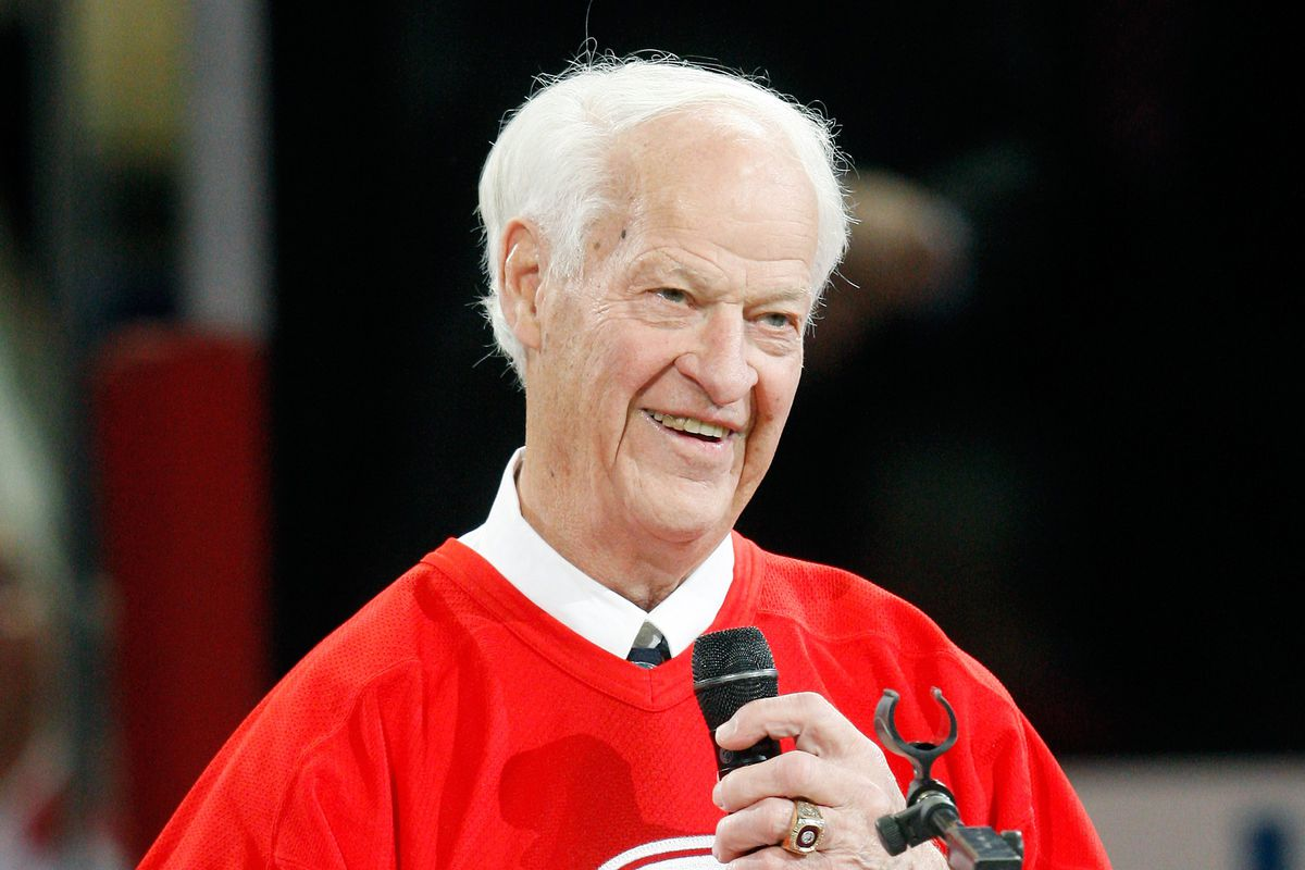 richard wolowiczgetty images gordie howe