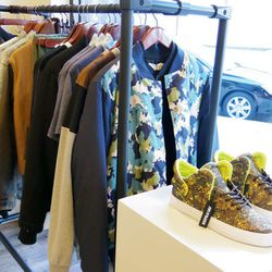 Men's offerings incude Eleven Paris, 611, Howe, UNIF and more.