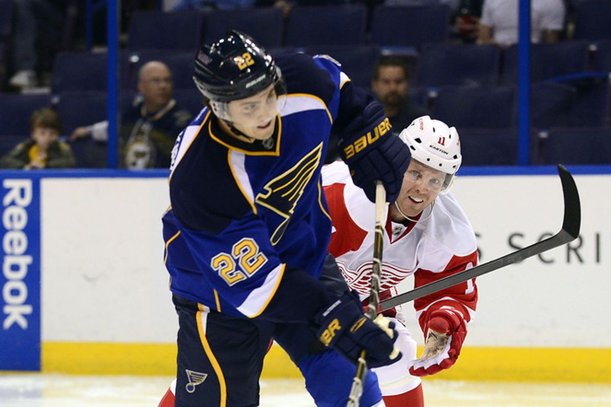 St Louis Blues Lockout News More Players Go Overseas As Drags On