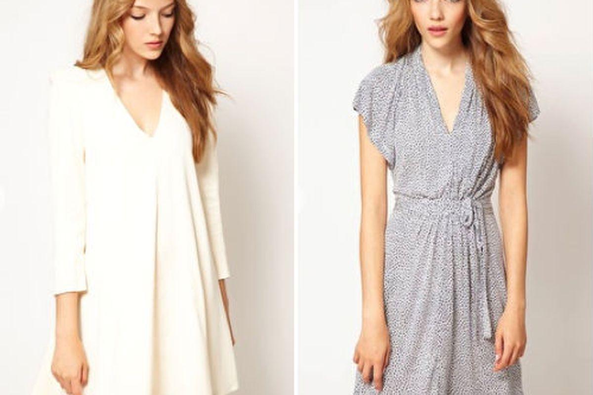 "<a href=""http://us.asos.com/French-Connection-Nix-Nights-Dress-With-Flared-Skirt/ydceb/?iid=2342751&amp;cid=14681&amp;sh=0&amp;pge=0&amp;pgesize=20&amp;sort=-1&amp;clr=Daisy+white&amp;mporgp=L0ZyZW5jaC1Db25uZWN0aW9uL0ZyZW5jaC1Db25uZWN0aW9uLU5peC1OaW"