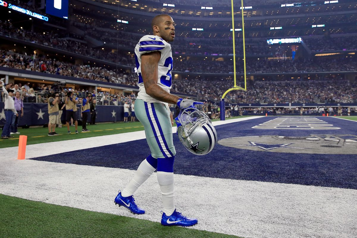Orlando Scandrick ruled out of Broncos game Terrance Williams