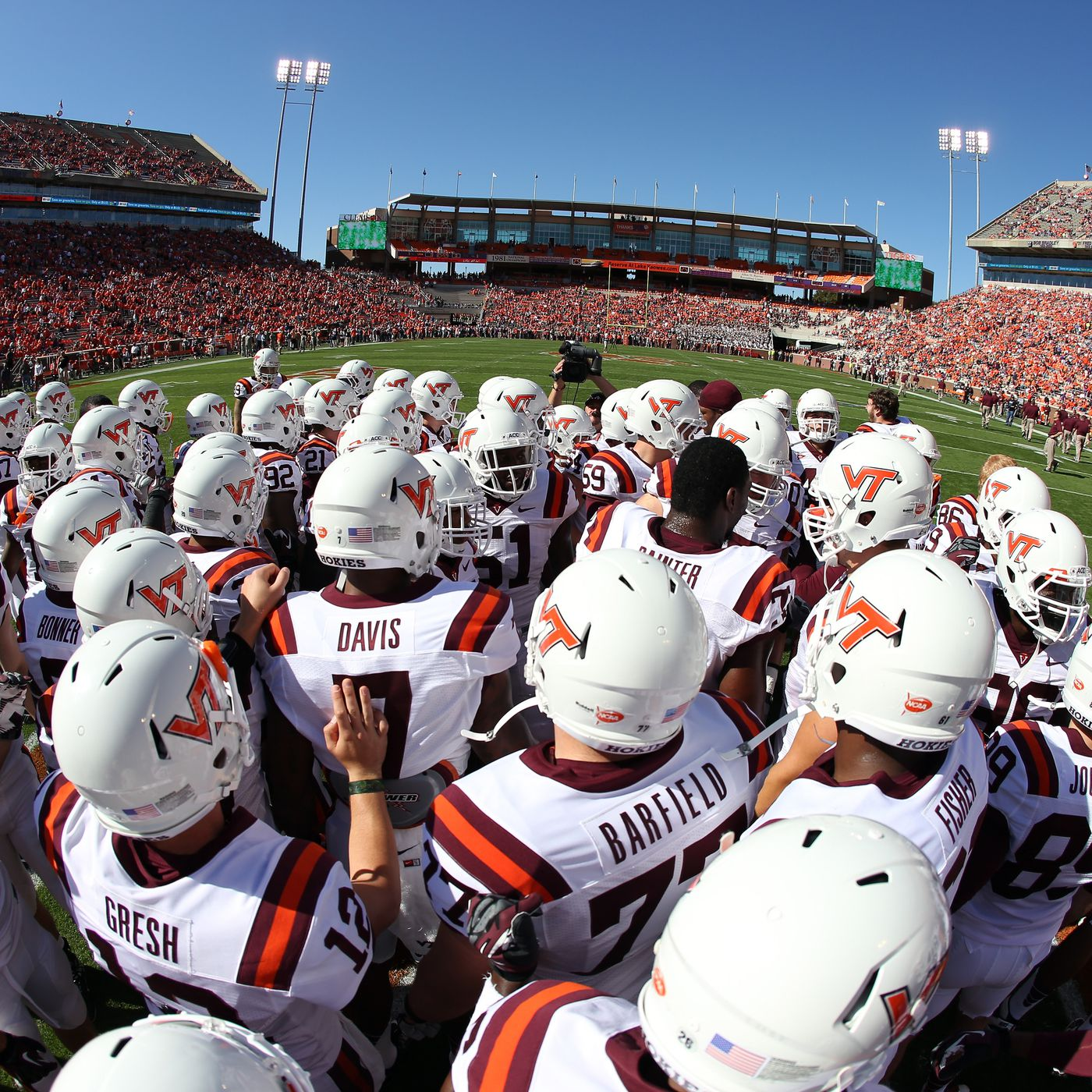 Virginia Tech Vs Miami 2012 Tv Schedule Game Time Spread And More Sb Nation Dc