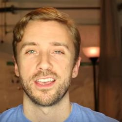 """Peter Hollens invites viewers to watch the LDS Church's most recents video, """"A Savior is Born."""""""