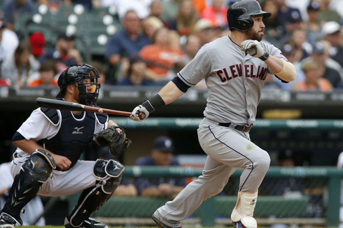 Has something clicked for Jason Kipnis in the second half?