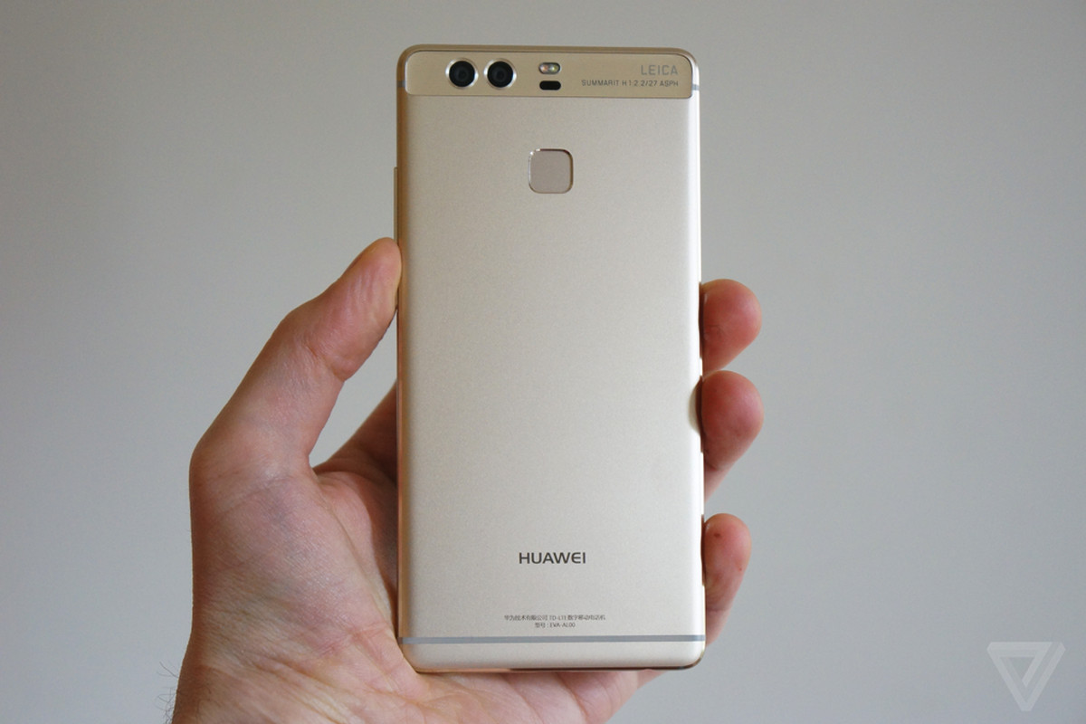 huawei dual camera. vlad savov / the verge huawei dual camera