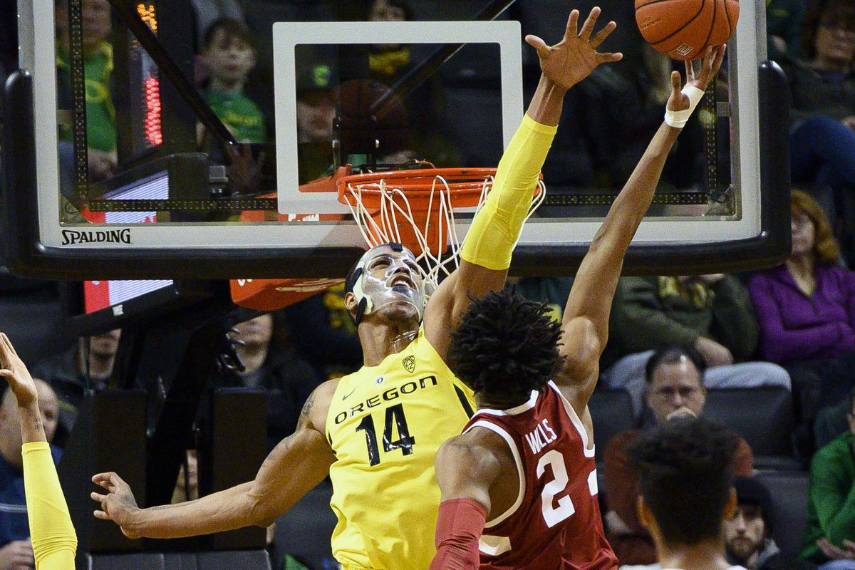 NCAA Basketball: Stanford at Oregon