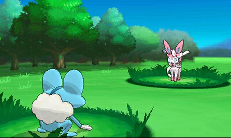 how to get sylveon in pokemon x and y