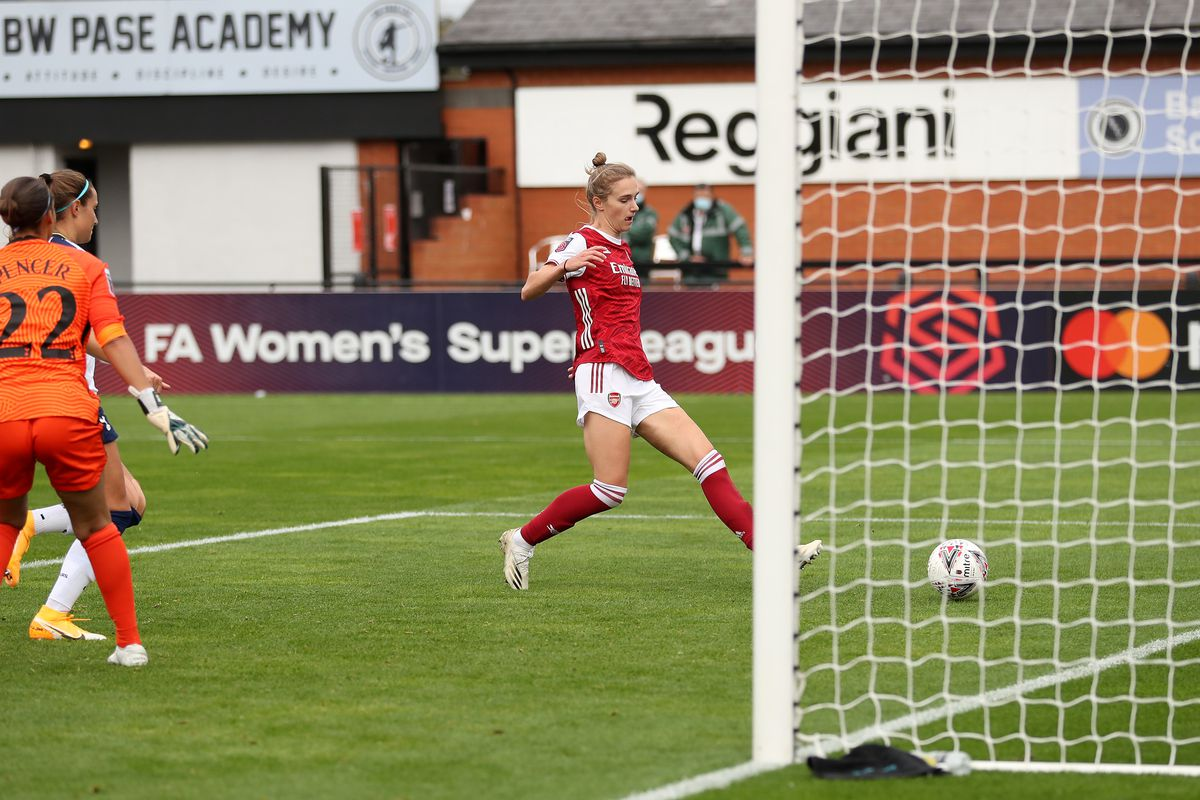 Arsenal Women v Tottenham Hotspur Women - Barclays FA Women's Super League