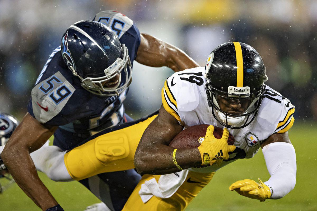 Steelers vs  Titans, Preseason Week 3: 3rd quarter in-game