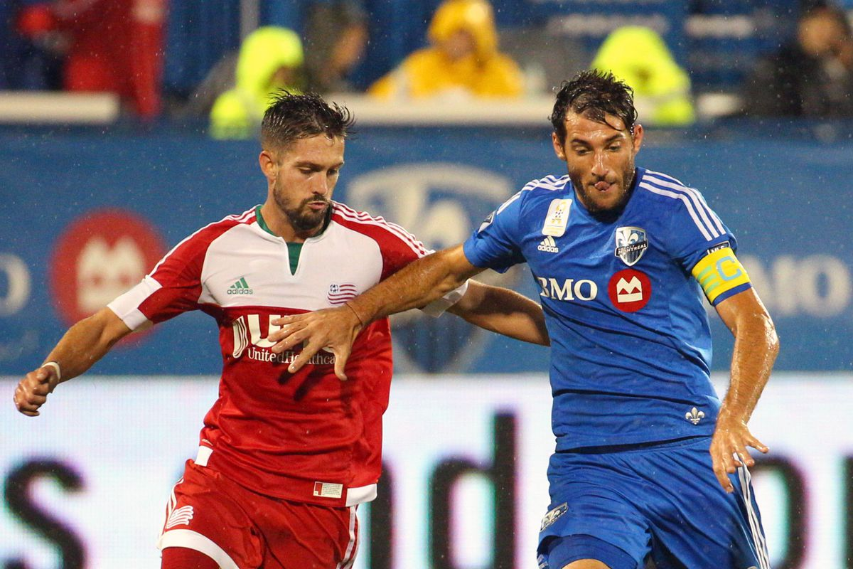 The Impact beat New England 3-0 the last time they met on September 19th in Montreal. Their meeting on Saturday will have playoff implications.