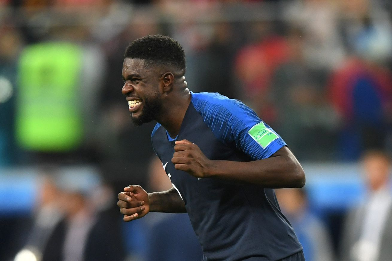 Umtiti returns to France squad, Lenglet misses out