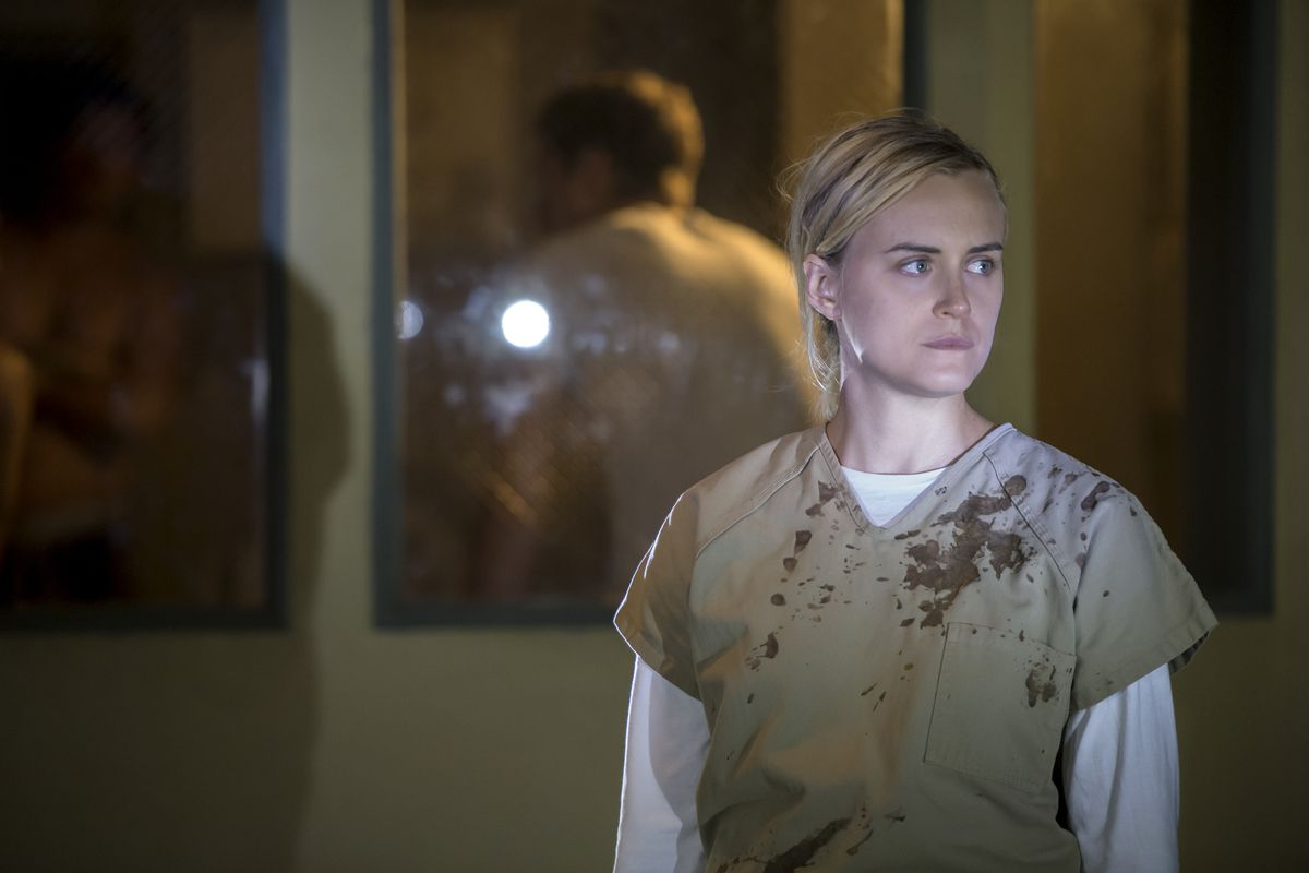 Orange Is The New Black Has Become An Irredeemable Mess To Save