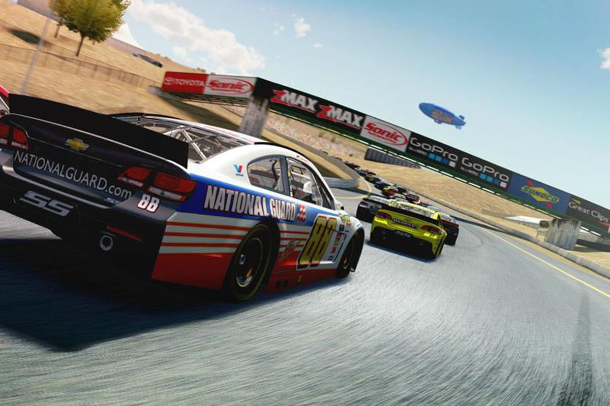NASCAR 14 skipping PlayStation 4 and Xbox One because of