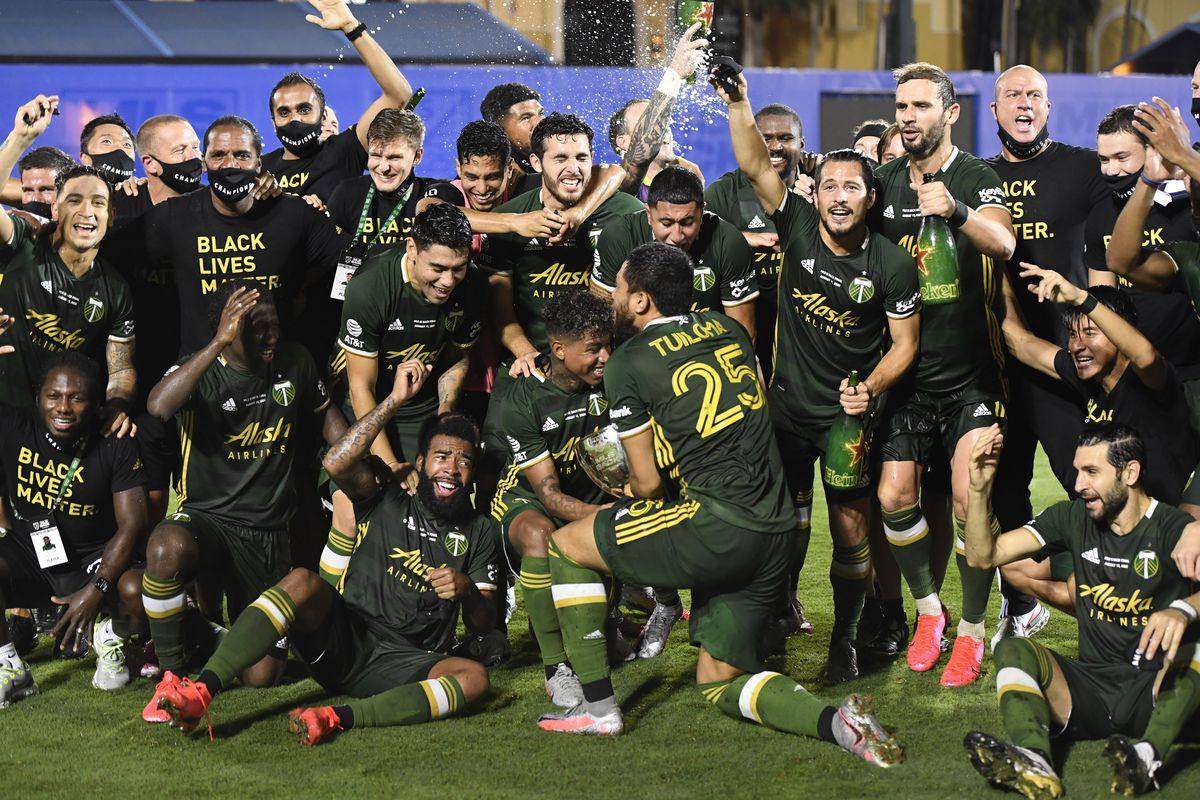 MLS: MLS IS BACK Final-Orlando City SC at Portland Timbers