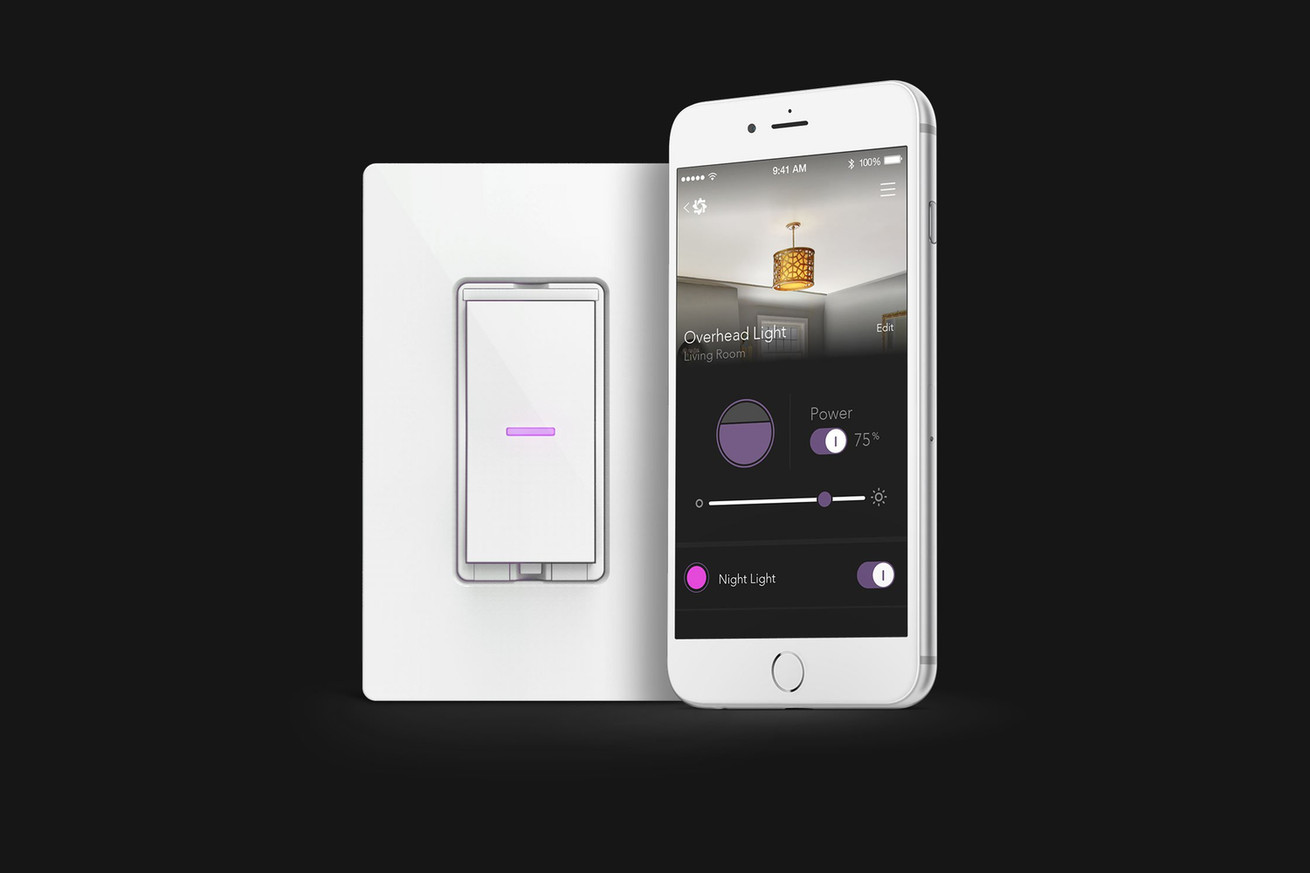 idevices launches a light dimmer with siri alexa and google assistant support
